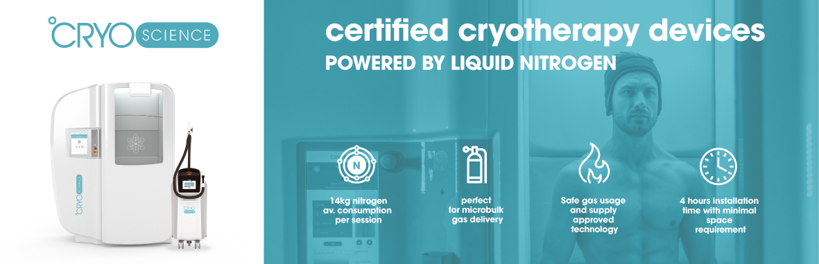 Certified Cryotherapy Devices